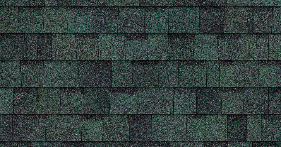 Owens Corning Chateau Green